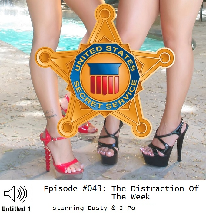 ARE YOU NOT DISTRACTED?!